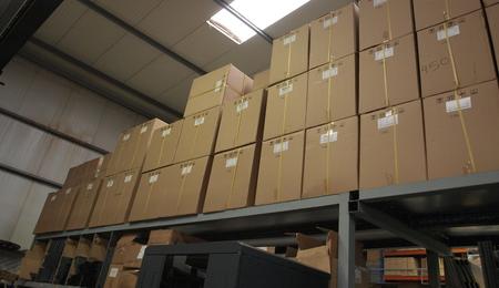 складское хранение